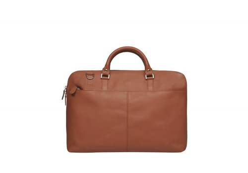 Sandqvist DUSTIN 13 COGNAC BROWN