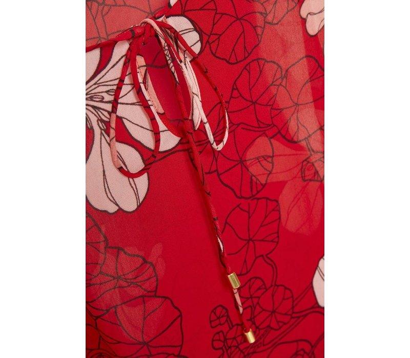 Begonia Bluse