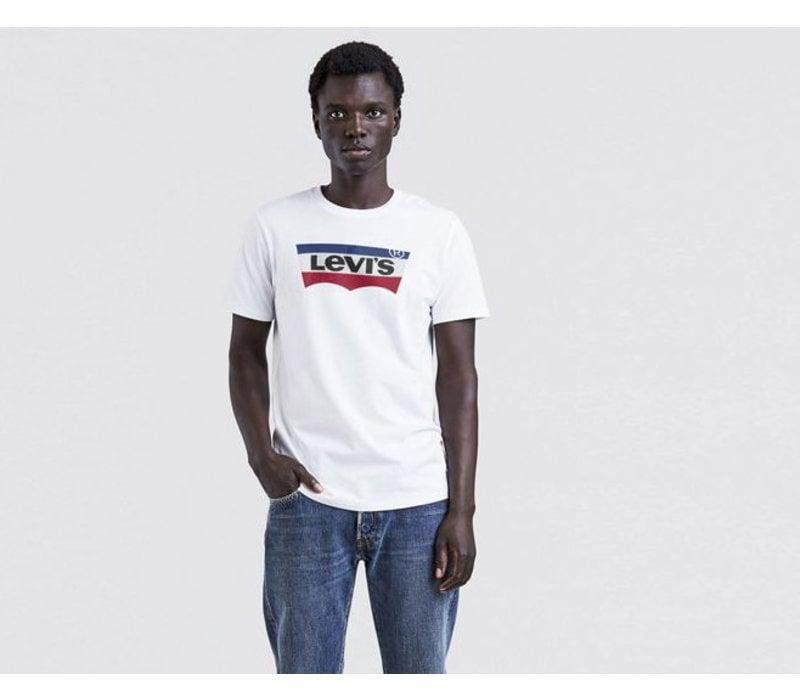 Graphic tshirt 2,0 white