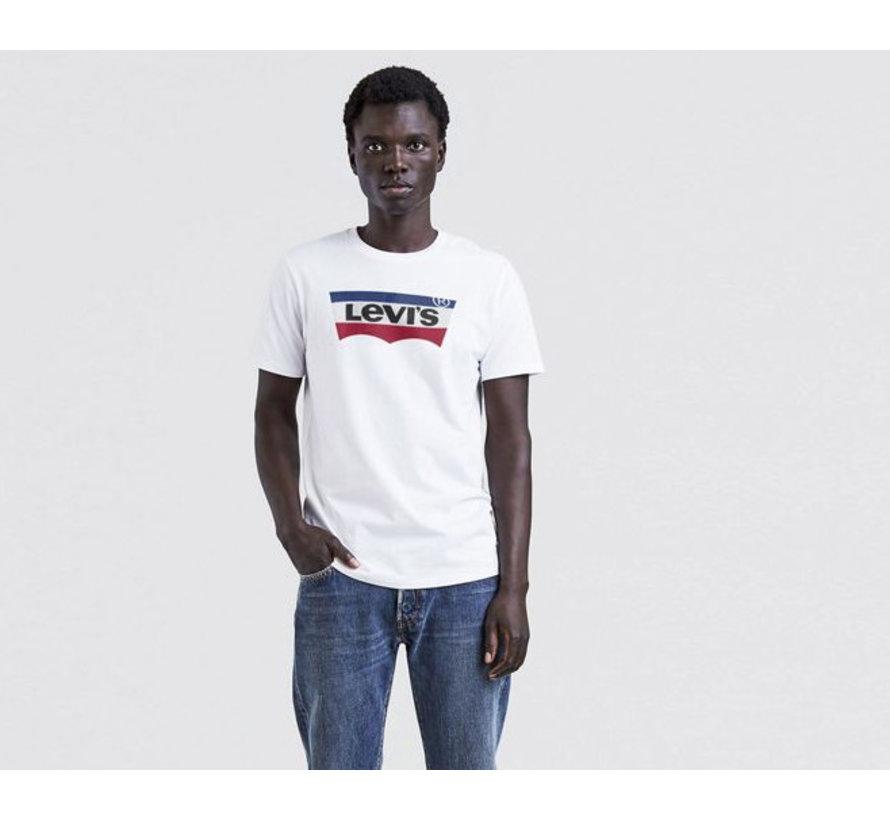 Graphic T-shirt 2,0 white
