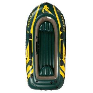 Intex Seahawk 3 Rubberboot Set incl. Peddels + Pomp