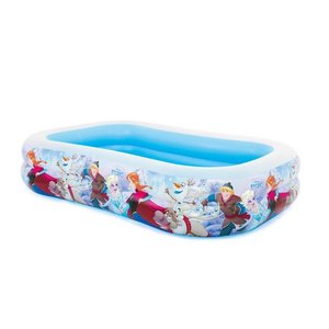 Intex Frozen Opblaasbaar Zwembad 262 x 175 cm