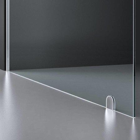 "Best Design BD ""ERICO-1400"" Inloopdouche 137-139 cm NANO 8 mm glas"
