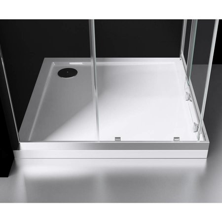 """Best Design BD """"Project"""" Douche Hoekinstap 90x90x190cm glas 5mm"""