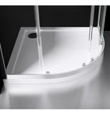 "Best Design BD ""Project"" 1/4 ronde douchecabine 100x100x190cm glas 5mm"