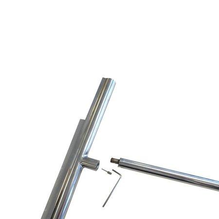 """Best Design BD """"BIG-ONE"""" Luxe Design Douche Vloerwisser incl.Safety-Grip"""