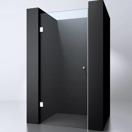 "Best Design BD ""ERICO"" nisdeur zonder profiel 80x200cm NANO glas 8mm"