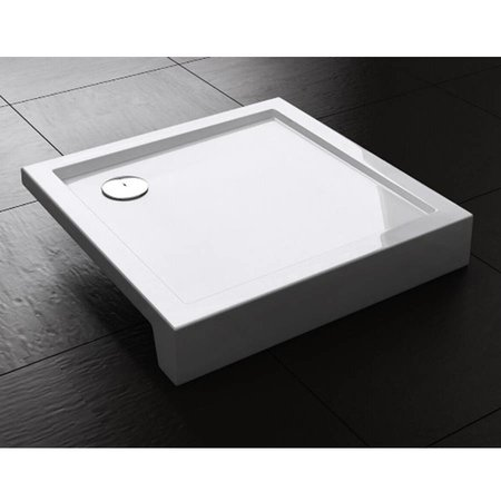 """Best Design BD """"Project"""" Opbouwdouchebak vierkant 100x100x14 cm"""