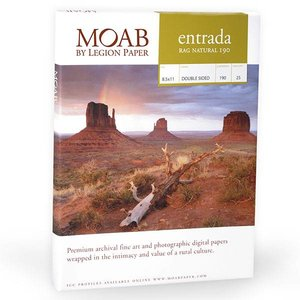 Moab Entrada Rag Naturel  190gr/m² dubbelzijdig
