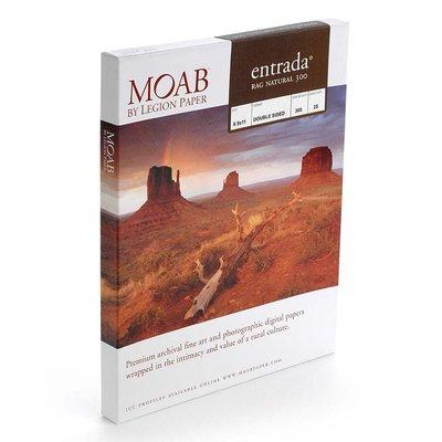 Moab Entrada Rag Naturel 300gr/m² dubbelzijdig