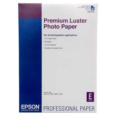 Premium Lustre Photo Paper