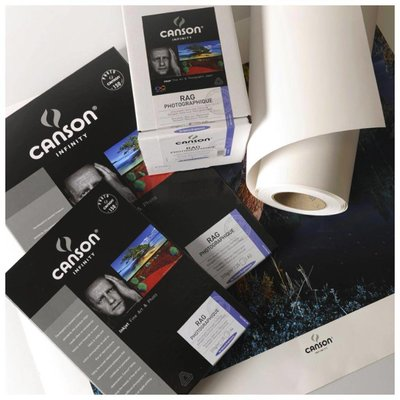 "Canson Infinity Rag Photographique 310 gr/m2 - 24"" X 36"""