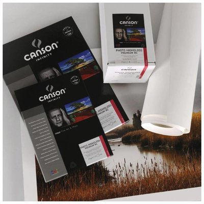 Canson Photo Highgloss Premium RC 315 gr/m2 - Rol 17""
