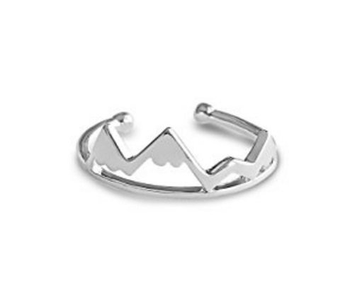 Joboly Mountain mountain trendy adjustable ring