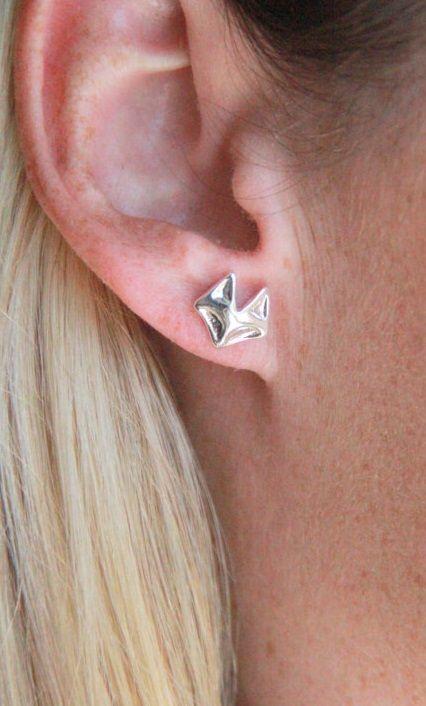 Joboly Vos fox dier hippe oorbellen