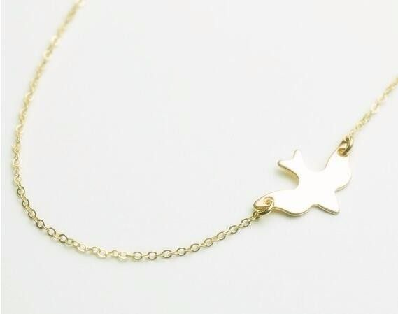 Lovelymusthaves Trendy bird bird animal musthave necklace