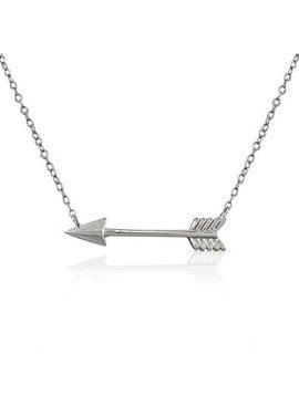 Arrow arrow boho bohemian style necklace