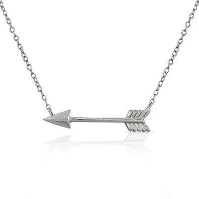 Pijl arrow boho bohemian style ketting