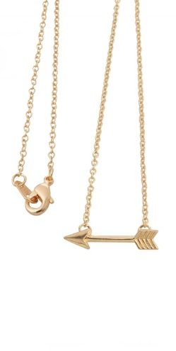 Lovelymusthaves Pijl arrow boho bohemian style ketting