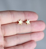 Joboly Ster star hippe minimalistische oorbellen