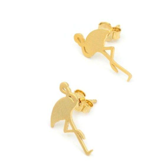 Joboly Flamingo hip earrings
