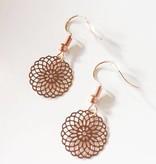 Lovelymusthaves Hip mandala musthave earrings
