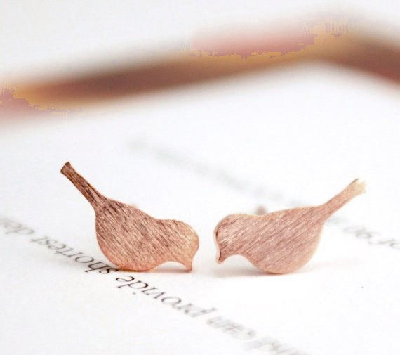 Lovelymusthaves Trendy vogel bird dier musthave oorbellen