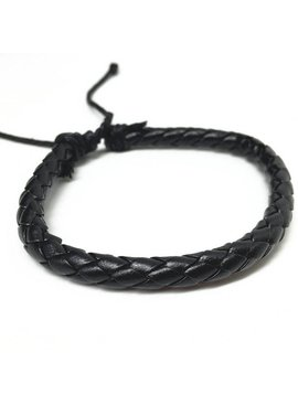 Lovelymusthaves Trendy single real tough men / men's bracelet adjustable
