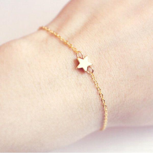 Star star hip minimalist bracelet