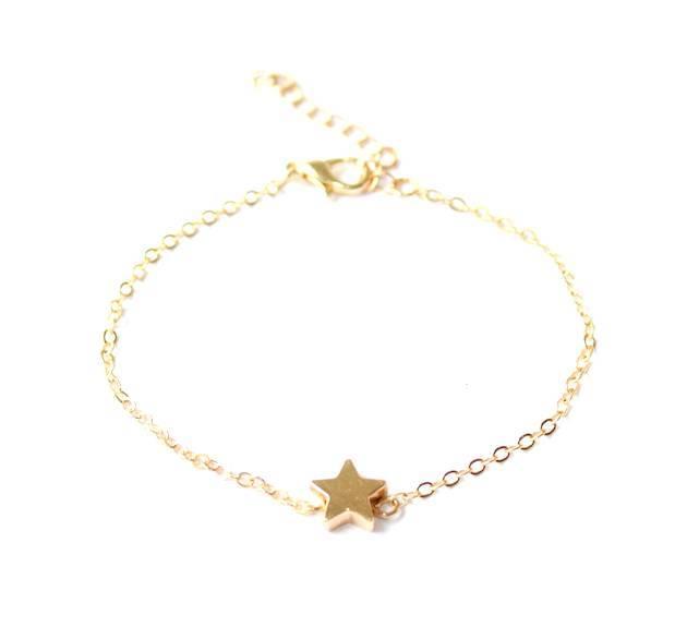 Joboly Ster star hippe minimalistische armband