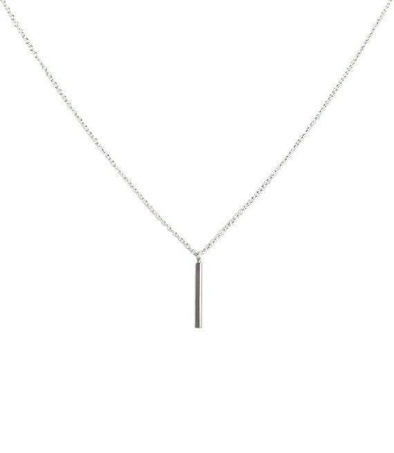 Joboly Bar minimalistische staaf ketting