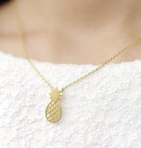 Lovelymusthaves Pineapple necklace