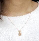 Lovelymusthaves Ananas ketting