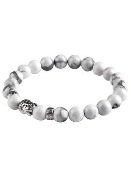 Stoere heren / mannen buddha boeddha armband