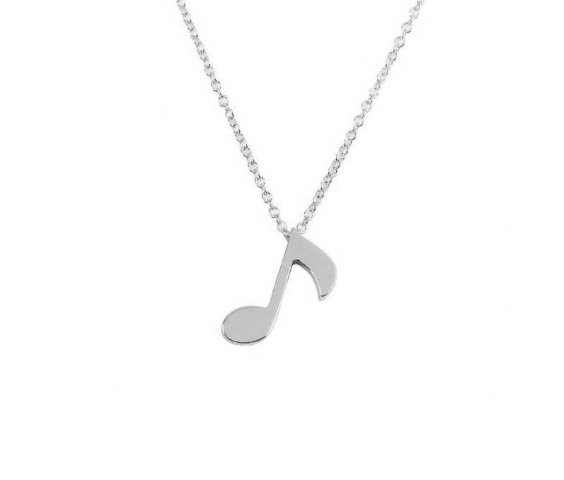 Joboly Musical note music guitar sound music necklace