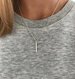 Lovelymusthaves Bar minimalistische staaf ketting