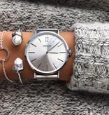 Lovelymusthaves Cirkel minimalistische armband