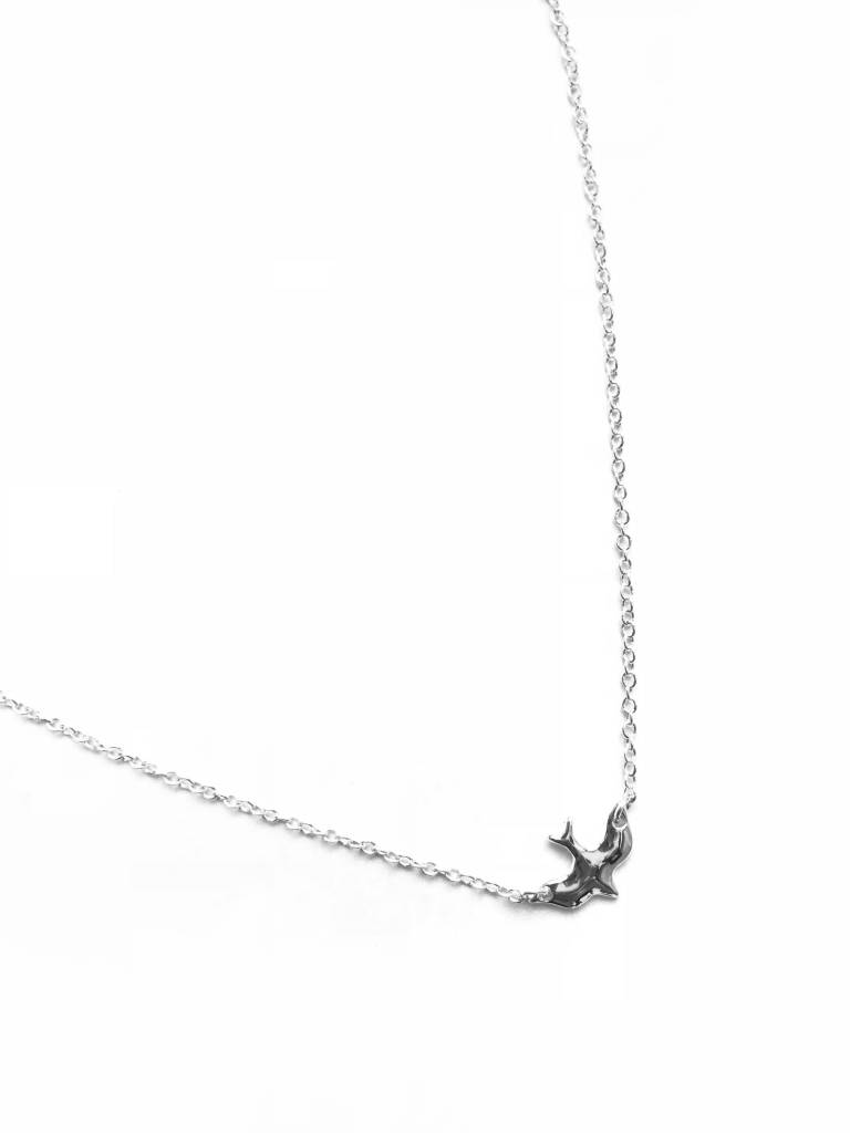 Lovelymusthaves Trendy vogel bird dier musthave ketting