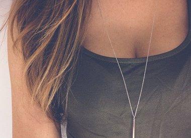 Lange Halsketten