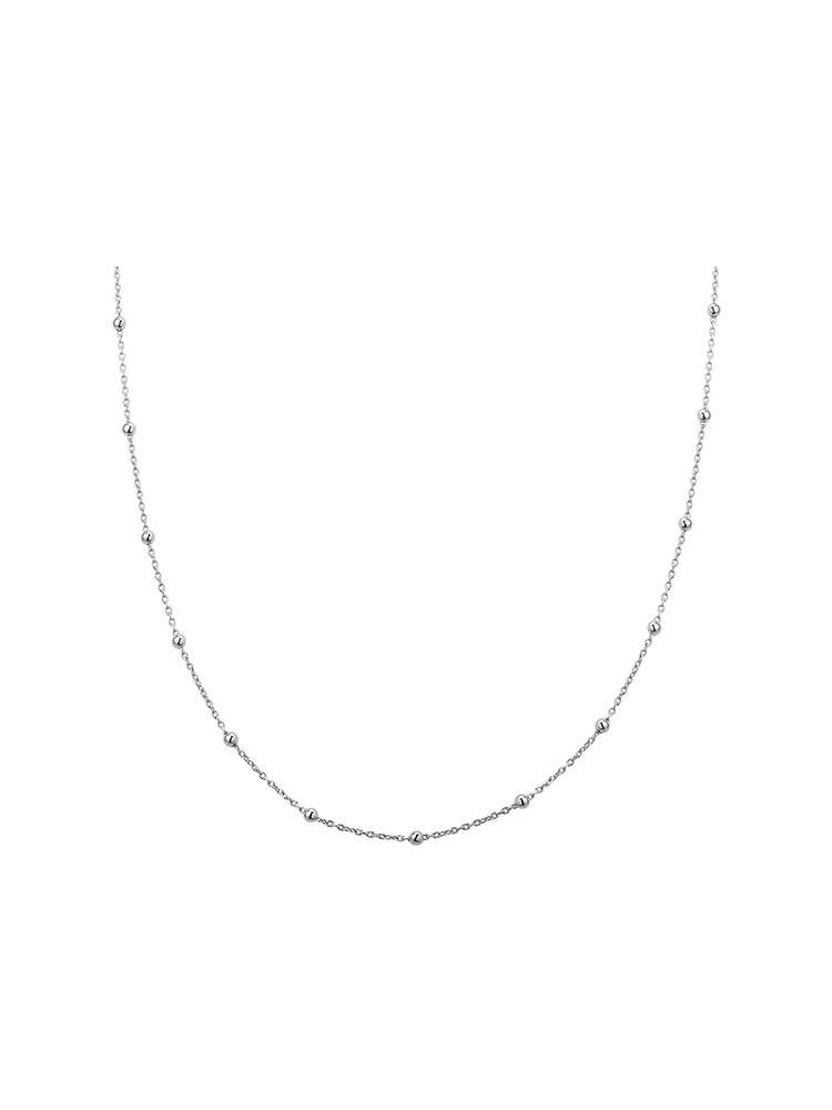Joboly Joboly Jewelry Bolletjes Necklace - Ladies - 925 Silver