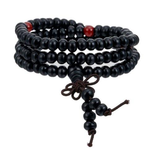Lovelymusthaves Buddha kralen armband