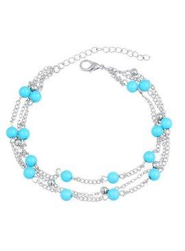 Beads enkelbandje