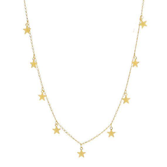 Joboly Star necklace