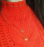 Joboly Vintage leopard necklace