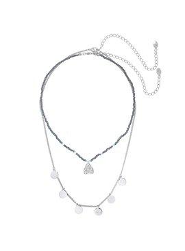Joboly Mehrschichtige Buddha-Münze-Halskette