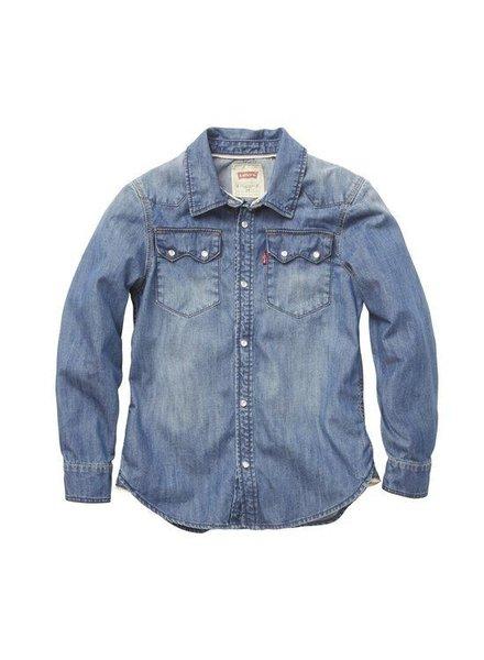 Levi's Jeansblouse Levi's