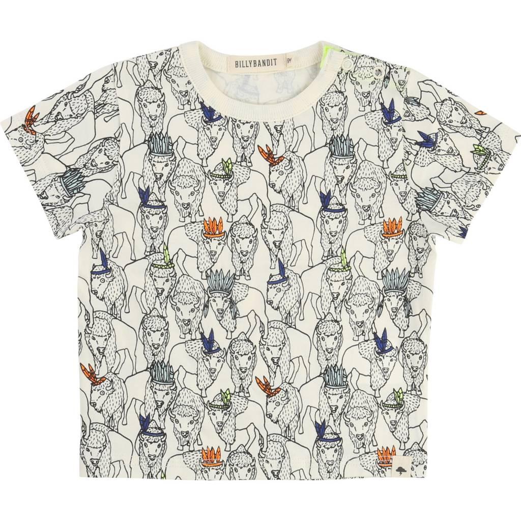 Billybandit vo5085 T-shirt wit