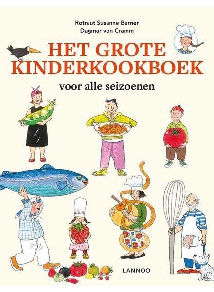 Lannoo Het grote kinderkookboek