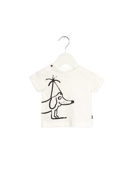imps&elfs imps&elfs t-shirt short sleeve free white