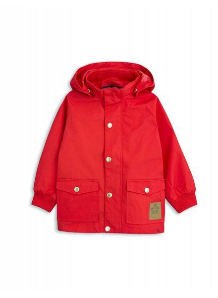 Mini rodini Mini Rodini Pico Jacket Red